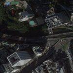 【ポイントNo:2020】東京都千代田区 「弁慶堀」 バス釣りポイント