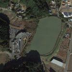 【ポイントNo:2010】千葉県いすみ市 「大原の池」 バス釣りポイント