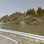 【ポイントNo:2009】千葉県一宮町 「柏谷池」 バス釣りポイント
