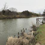 【ポイントNo:4064】石川県 加賀市 バス釣り 篠原池 バス釣りポイント