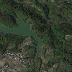 【ポイントNo:12040】大分県大分市 バス釣り 放生池 バス釣りポイント