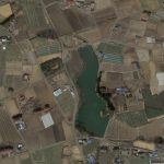 【ポイントNo:0133】福島県白河市 「 JA裏の池」 バス釣りポイント