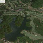 【ポイントNo:8034】島根県出雲市 蛇池 バス釣りポイント