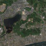 【ポイントNo:10044】高知県南国市 石土池 バス釣りポイント