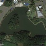 【ポイントNo:0136】秋田県にかほ市 「竹鳥潟」 バス釣りポイント