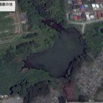 【ポイントNo:0140】青森県青森市 「三内霊園裏の池」 バス釣りポイント
