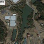 【ポイントNo:0143】岩手県一関市 「花泉工場横池」 バス釣りポイント