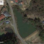 【ポイントNo:0145】岩手県一関市 「上原田の池」 バス釣りポイント