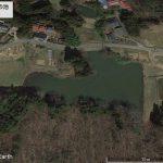【ポイントNo:0146】岩手県一関市 「鴻ノ巣の池」 バス釣りポイント