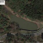 【ポイントNo:0147】岩手県一関市 「小鴻ノ巣の池」 バス釣りポイント