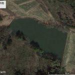 【ポイントNo:0148】岩手県一関市 「小駒堂の池」 バス釣りポイント