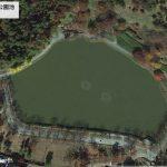 【ポイントNo:0038】山形県東根市 「堂ノ前公園池」 バス釣りポイント
