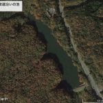【ポイントNo:0186】福島県新地町 「陸前浜街道沿いの池」 バス釣りポイント