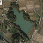 【ポイントNo:0187】福島県新地町 「武井の池」 バス釣りポイント