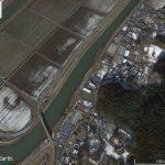 【ポイントNo:0192】宮城県石巻市 「日向川」 バス釣りポイント