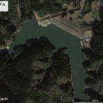 【釣り禁止】【ポイントNo:2003】千葉県いすみ市 「荒木根ダム」 バス釣りポイント
