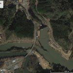 【ポイントNo:2004】千葉県君津市 「片倉ダム」 バス釣りポイント