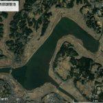 【ポイントNo:2014】千葉県印西市 「印旛沼西部調整池」 バス釣りポイント