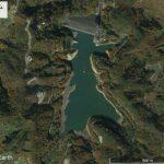 【ポイントNo:0046】山形県上山市 「前川ダム」 バス釣りポイント