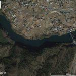 【ポイントNo:2024】埼玉県寄居町 「玉淀湖」 バス釣りポイント