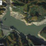 【ポイントNo:0047】山形県米沢市 「水窪ダム」 バス釣りポイント