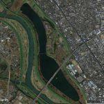 【ポイントNo:2032】埼玉県戸田市 「彩湖、荒川水系」 バス釣りポイント