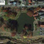 【ポイントNo:0048】山形県山辺町 「長沼公園の池」 バス釣りポイント