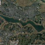 【ポイントNo:2056】千葉県柏市 「手賀沼」 バス釣りポイント