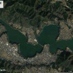 【ポイントNo:2067】神奈川県相模原市緑区 「津久井湖」 バス釣りポイント