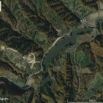 【ポイントNo:0050】山形県朝日町 「馬神池」 バス釣りポイント