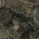 【ポイントNo:2069】神奈川県秦野市 「震生湖」 バス釣りポイント