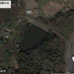 【釣り禁止】【ポイントNo:2076】神奈川県平塚市 「福祉施設横の池」 バス釣りポイント