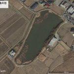 【ポイントNo:2084】千葉県鴨川市 「トヨタ裏の池」 バス釣りポイント