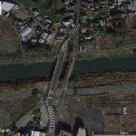 【ポイントNo:2101】千葉県千葉市花見川区 「花見川」 バス釣りポイント