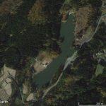 【ポイントNo:0054】山形県西川町 「長沼」 バス釣りポイント