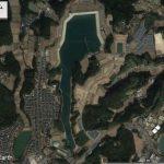 【釣り禁止】【ポイントNo:2053】千葉県東金市 「東金ダム」 バス釣りポイント