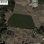 【ポイントNo:2105 】千葉東庄町 「八丁堰・夏目の堰」 バス釣りポイント