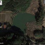 【ポイントNo:2106 】千葉香取市 「下飯田堤」 バス釣りポイント
