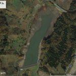 【ポイントNo:0056】山形県尾花沢市 「野黒沢ダム」 バス釣りポイント