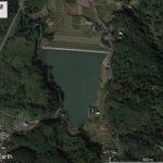 【ポイントNo:2130】茨城県桜川市 「つくし湖」 バス釣りポイント