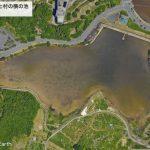 【ポイントNo:0070】秋田県横手市 「ふるさと村の横の池」 バス釣りポイント