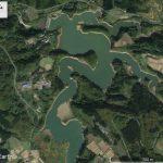 【ポイントNo:0076】秋田県湯沢市 「皆瀬ダム」 バス釣りポイント
