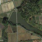 【ポイントNo:0082】岩手県羽後町 「足田池」 バス釣りポイント