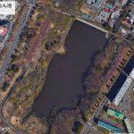 【ポイントNo:0107】宮城県仙台市 「ひょうたん池」 バス釣りポイント