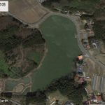 【ポイントNo:0118】宮城県登米市 「海上連の池」 バス釣りポイント