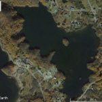 【ポイントNo:0126】福島県北塩原村 「曽原湖」 バス釣りポイント