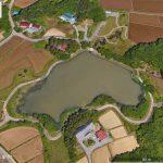 【ポイントNo:0129】福島県郡山市 「鹿島池」 バス釣りポイント