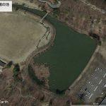 【ポイントNo:0131】福島県郡山市 「大槻公園の池」 バス釣りポイント