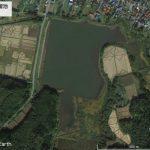 【ポイントNo:0022】青森県つがる市 「狄ヶ館溜池」 バス釣りポイント