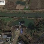 【ポイントNo:2196】埼玉県春日部市 「吉羽園横の池」 バス釣りポイント